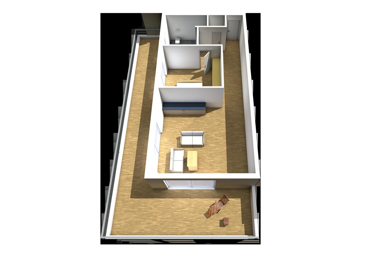 Haus C - Wohnung 17